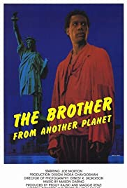 The Brother from Another Planet Poster