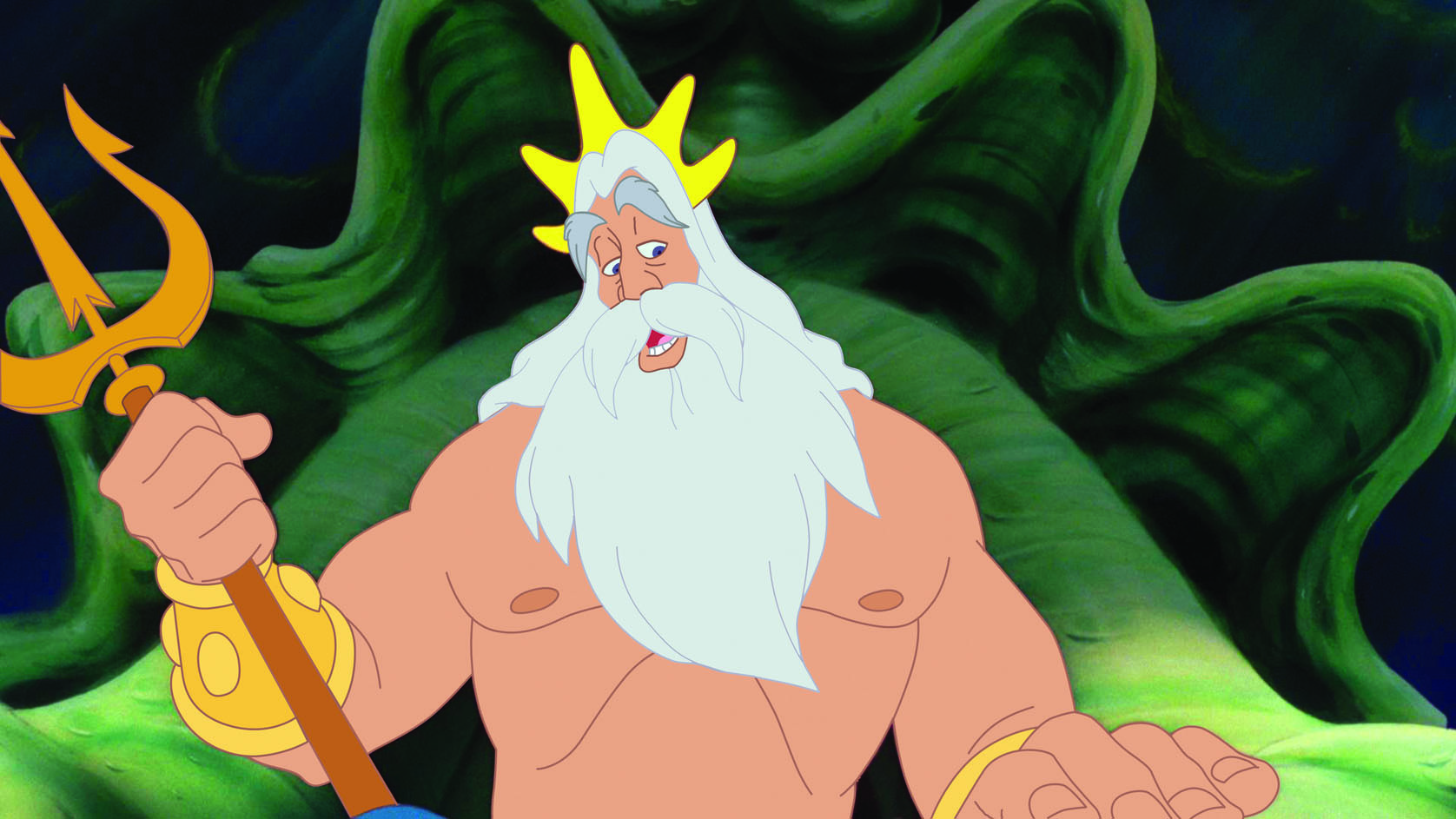 Kenneth Mars in The Little Mermaid (1989)