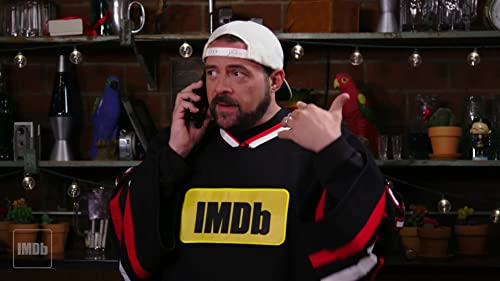 Kevin Smith Calls His Famous Friends