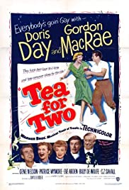 Tea for Two (1950) Poster - Movie Forum, Cast, Reviews