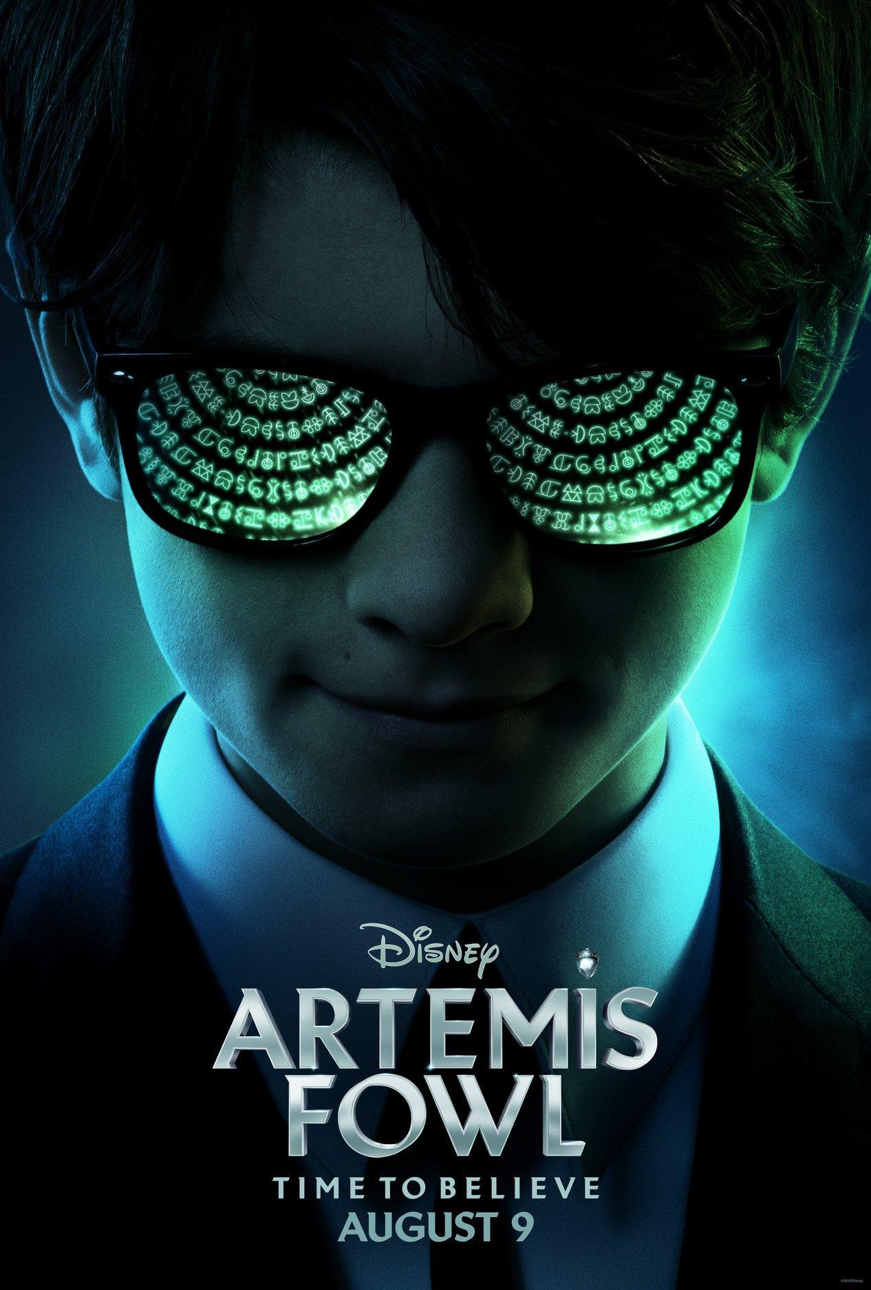 Artemis Fowl (2020) - IMDb