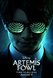 Watch Full HD Movie Artemis Fowl (2019)