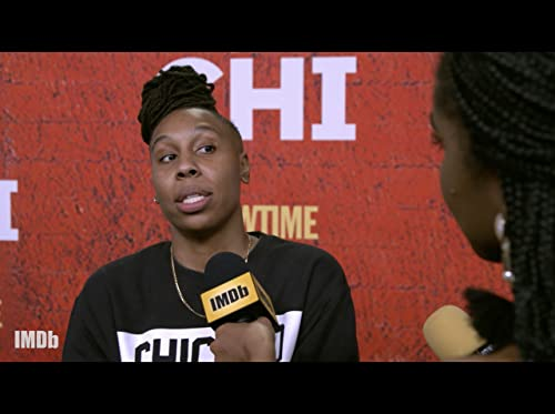 """""""The Chi"""" Red Carpet With Lena Waithe"""