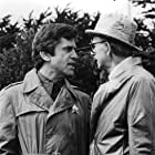 Jack Albertson and James Farentino in Dead & Buried (1981)