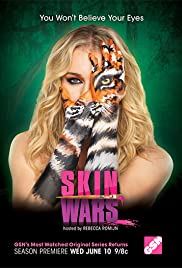 Skin Wars Poster - TV Show Forum, Cast, Reviews