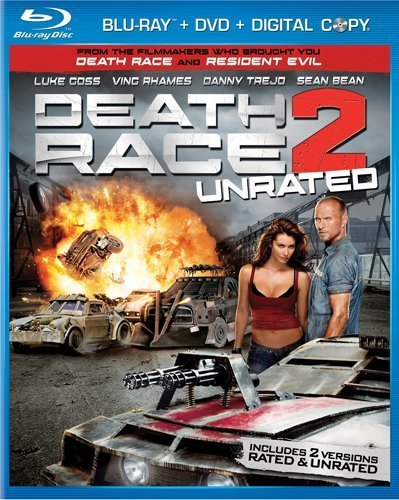 Death Race 2 2010 BluRay 720p 1.1GB [Hindi Org – English] MKV