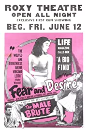 Fear and Desire (1953) Poster - Movie Forum, Cast, Reviews
