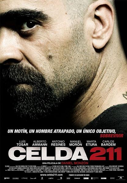 Luis Tosar in Celda 211 (2009)