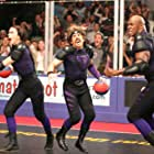 Ben Stiller, Missi Pyle, and Jamal Duff in Dodgeball: A True Underdog Story (2004)