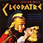 Claudette Colbert and Henry Wilcoxon in Cleopatra (1934)