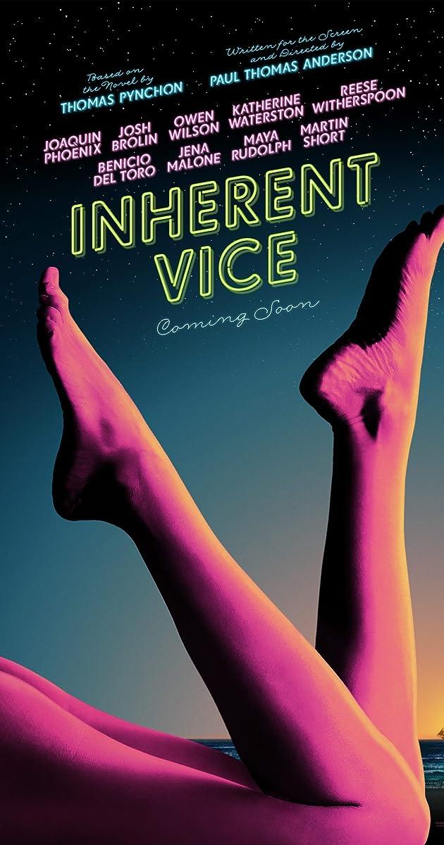 Inherent Vice (2014) - IMDb