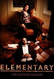 Elementary: Season 2 - Meet Mycroft Poster