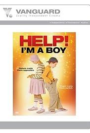 Help, I'm a Boy! Poster