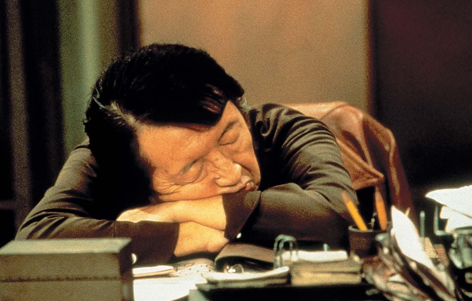 Jack Soo in Barney Miller (1975)