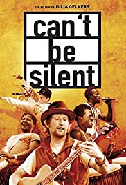 Can't Be Silent Poster
