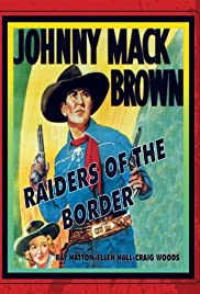 Raiders of the Border Poster