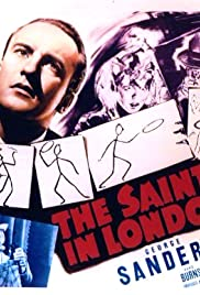 The Saint in London(1939) Poster - Movie Forum, Cast, Reviews