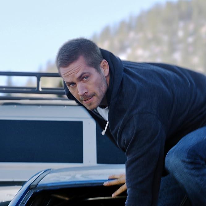 Paul Walker in Furious 7 (2015)