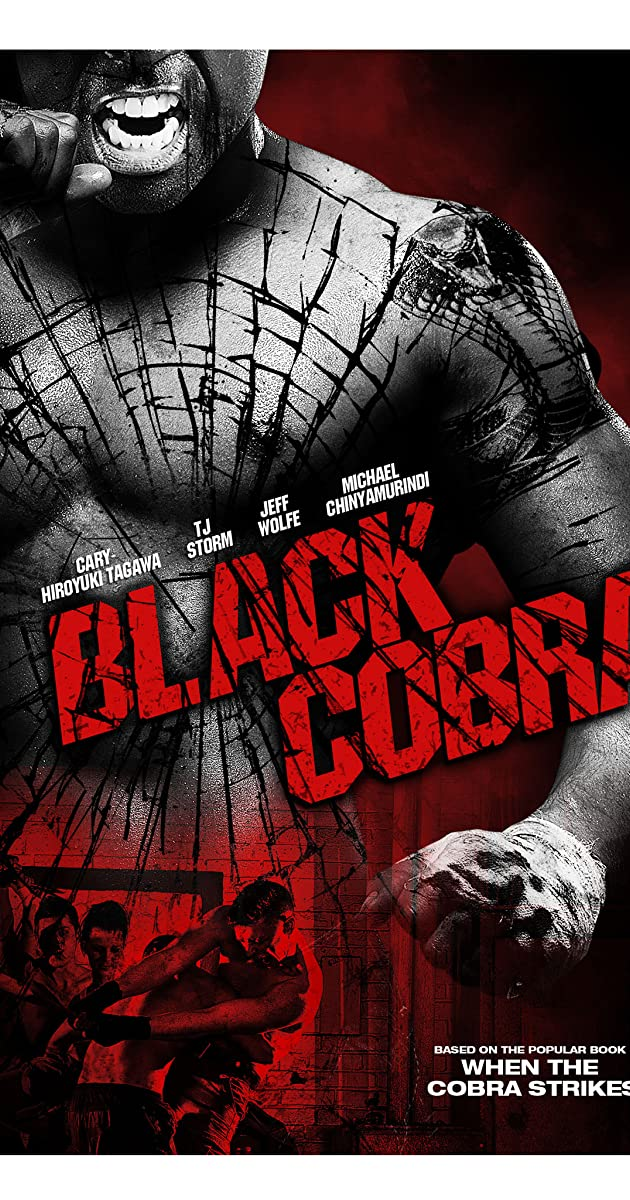 Subtitle of Black Cobra