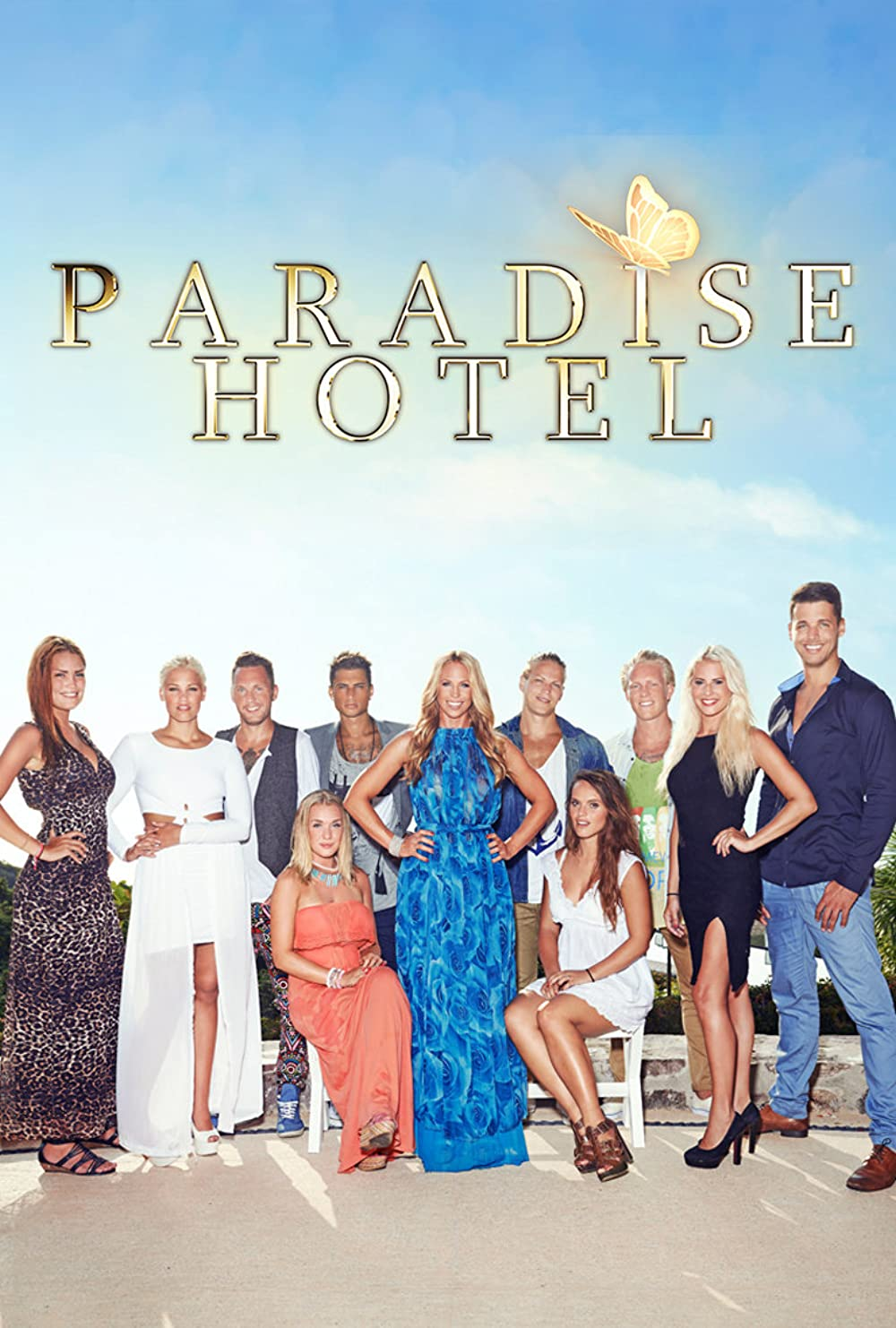 Paradise Hotel 2010 Sverige Melissa
