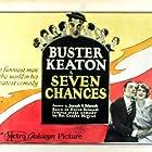 Buster Keaton, Jean Arthur, Bartine Burkett, Louise Carver, Doris Deane, Hazel Deane, Ruth Dwyer, Connie Evans, and Eugenia Gilbert in Seven Chances (1925)