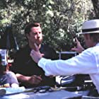 John Travolta and Jonathan Hensleigh in The Punisher (2004)
