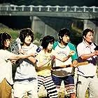 Kim Hye-su, Ho-jin Chun, Hwang Bo-ra, Yoo Ah-in, and Hee-kyung Moon in Jochi Anihan-ga (2007)