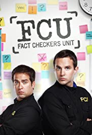 FCU: Fact Checkers Unit Poster