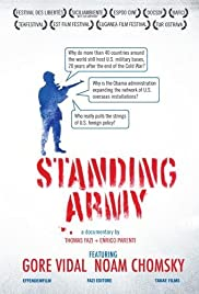 Standing Army Poster