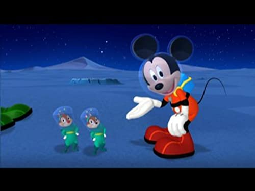 Mickey Mouse Clubhouse: Space Adventure