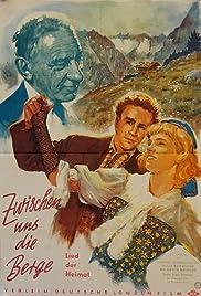 Zwischen uns die Berge Poster