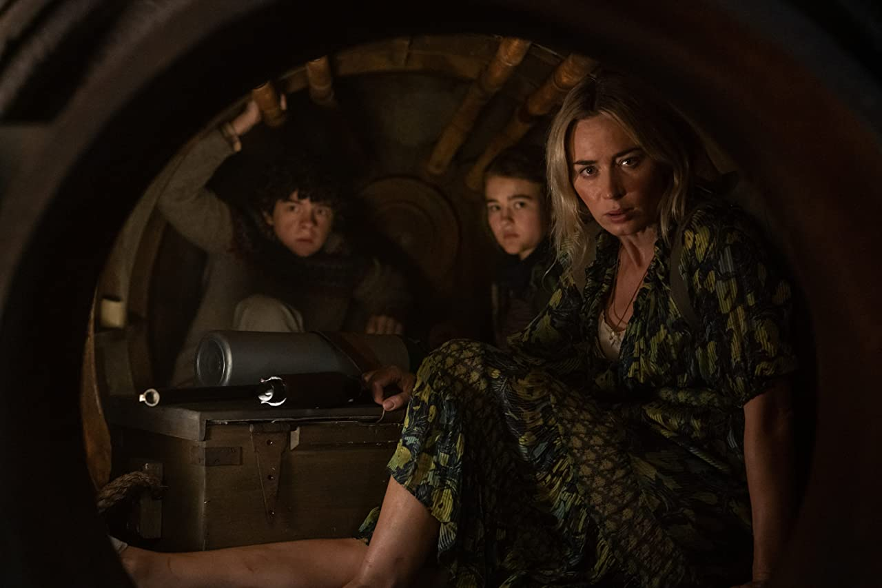 A Quiet Place Part II  In Theaters on Friday, May 28, Coming to Paramount Plus in July 2021