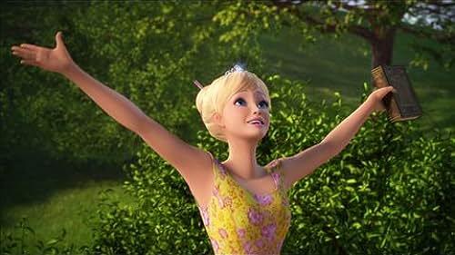 Trailer for Barbie and the Secret Door
