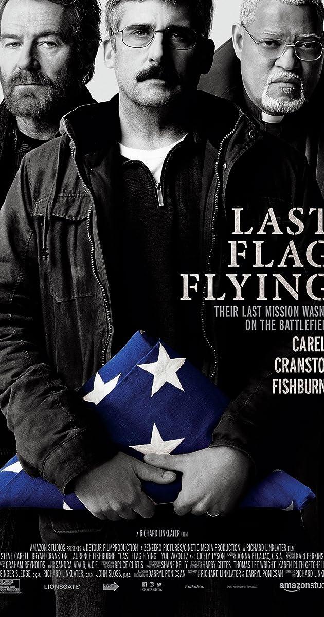 Subtitle of Last Flag Flying