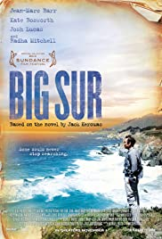 Big Sur (2013) Poster - Movie Forum, Cast, Reviews