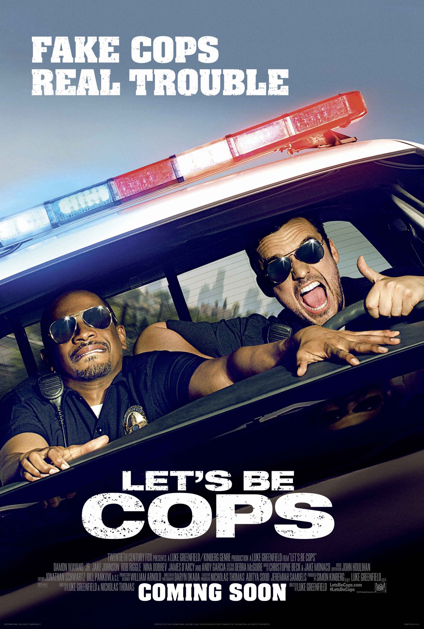 b6adccae97db8 Let s Be Cops (2014) - IMDb