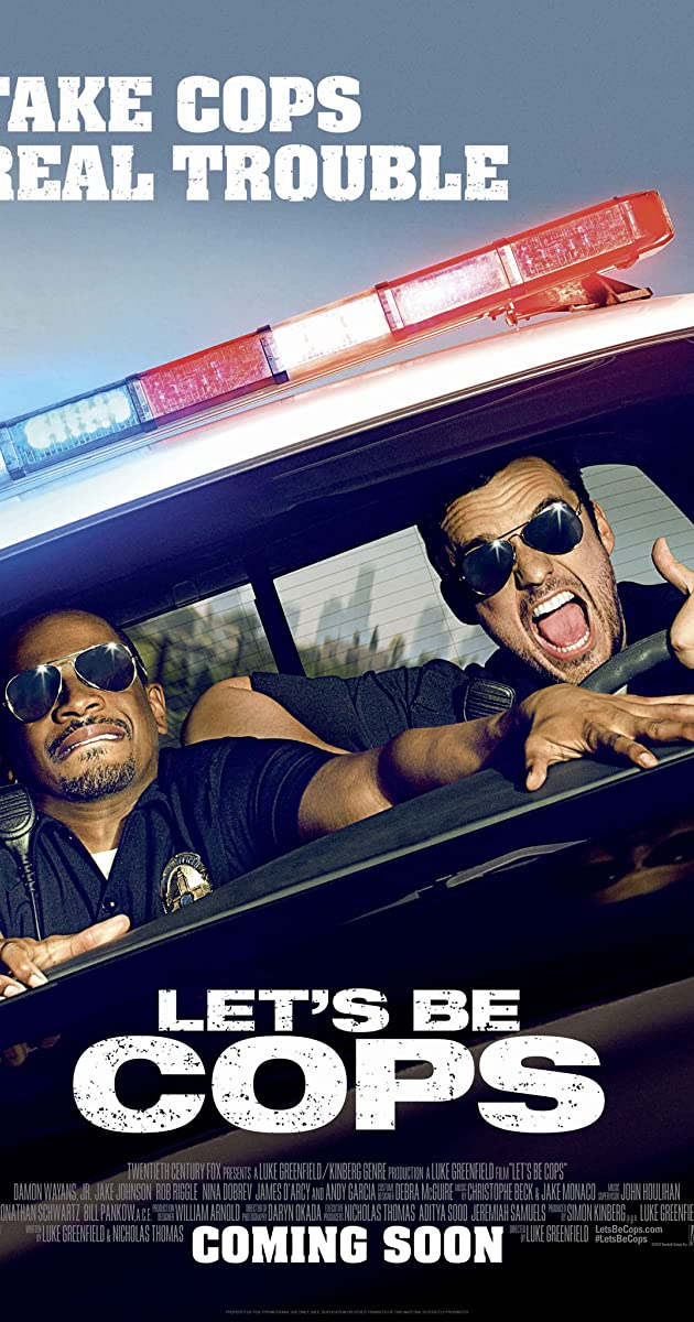 Let's Be Cops (2014) - IMDb
