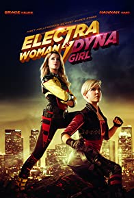 Primary photo for Electra Woman and Dyna Girl