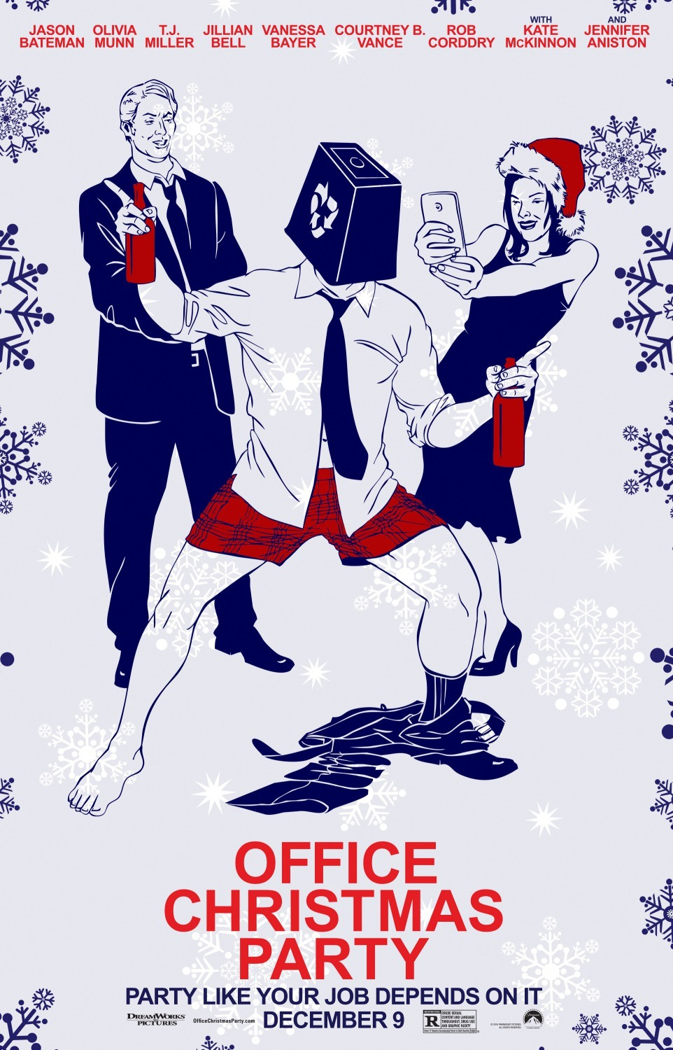 Office Christmas Party (2016) - Photo Gallery - IMDb