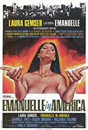Emanuelle in America Poster