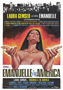 Watch freemovies online no downloading Emanuelle in America Joe D'Amato [720px]