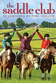 Primary photo for The Saddle Club: Adventures at Pine Hollow
