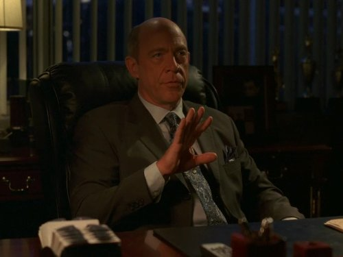 J.K. Simmons in The Closer (2005)