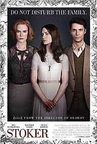 Nicole Kidman, Matthew Goode, and Mia Wasikowska in Stoker (2013)