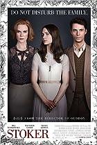 Stoker (2013) Poster