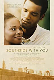 Tika Sumpter and Parker Sawyers in Southside with You (2016)