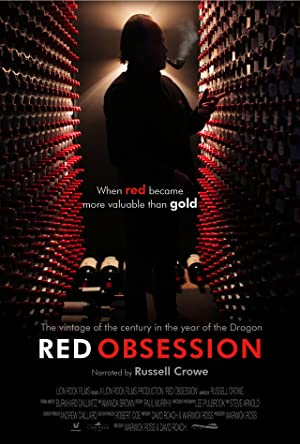 Where to stream Red Obsession