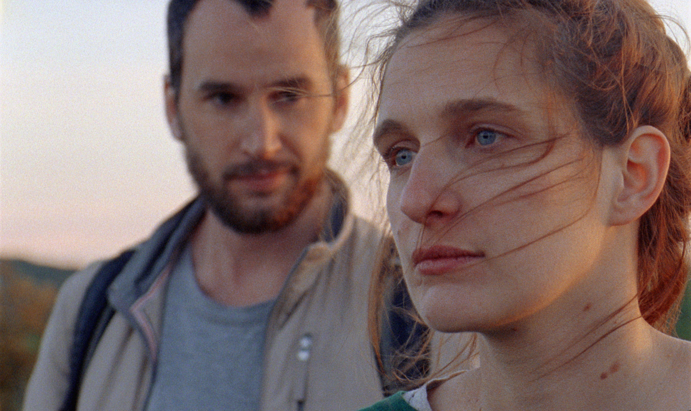 Camille Genaud and Ludovic Chazaud in Le mal du citron (2014)