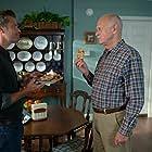 Gerald McRaney and Timothy Olyphant in Santa Clarita Diet (2017)
