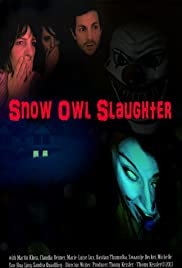 Snow Owl Slaughter Poster